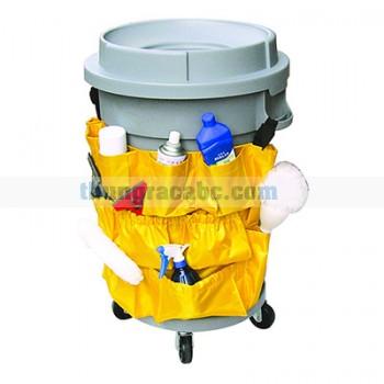Túi quây phụ kiện bổ sung thùng rác nhựa tròn