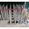 Mua cột chắn inox nhập khẩu giá rẻ tại Trà Vinh