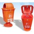 Thùng rác nhựa Sài Gòn – TP HCM