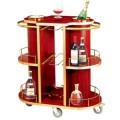 Xe đẩy phục vụ rượu di động